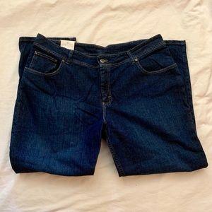 Lee riders straight leg jeans